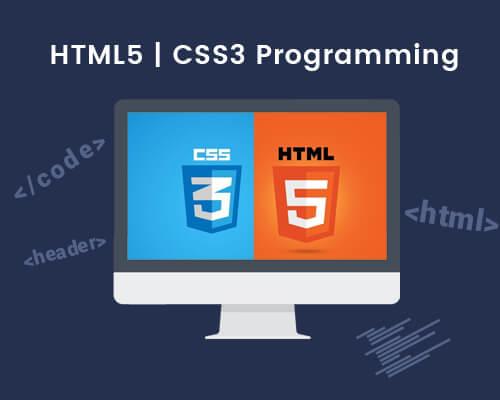 Herramientas para crear una página web código html5 y css3