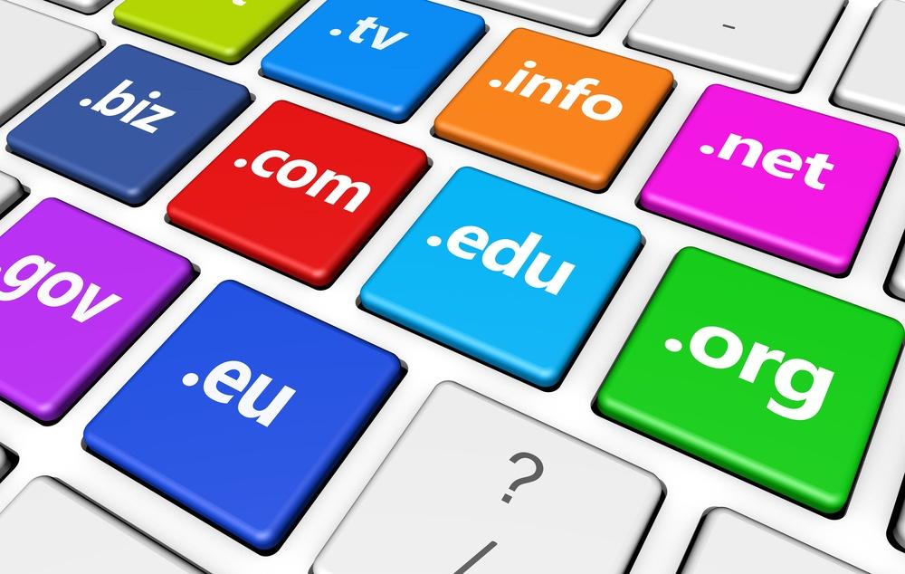 Registro de dominios de internet