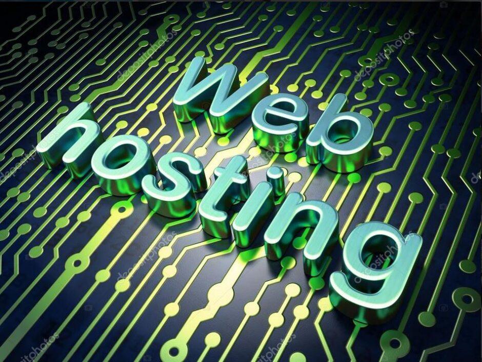 Web hosting, alojamiento web